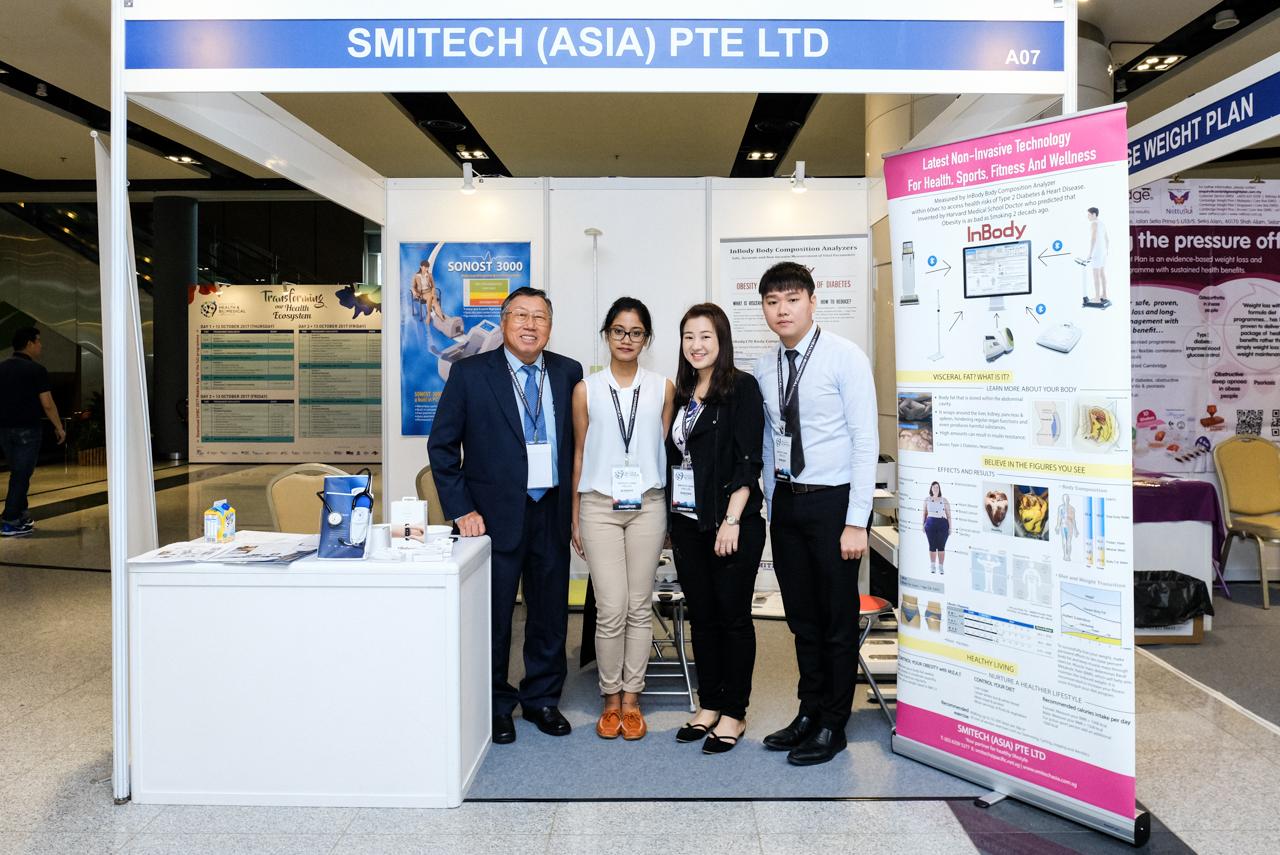 Singapore Health & Biomedical Congress 2018   Smitech (Asia